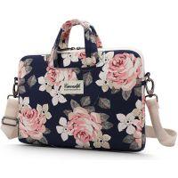 """Canvaslife taška na notebook 13""""-14"""" Navy Rose (9109807)"""