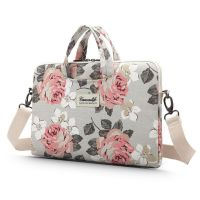 "Canvaslife taška na notebook 13""-14"" White Rose (9109808)"
