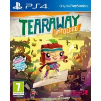 Tearaway Unfolded (PS4)