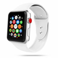 Tech-Protect Iconband řemínek pro Apple Watch 2/3/4/5/6/SE (38/40mm), White