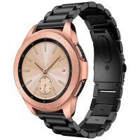 Tech-protect Kovový řemínek pro Samsung Galaxy Watch 46mm, černý