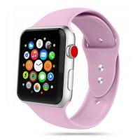 Tech-protect řemínek Iconband pro Apple Watch 38/40mm, fiaolvý