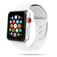 Tech-protect řemínek Iconband pro Apple Watch 42/44mm, bílý