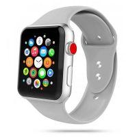 Tech-protect řemínek Iconband pro Apple Watch 42/44mm, šedý