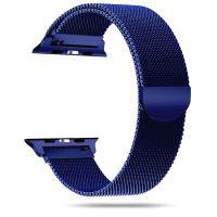 Tech-protect řemínek Milánský tah pro Apple Watch 42/44mm, navy