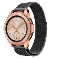Tech-protect řemínek Milánský tah pro Samsung Galaxy Watch 46mm, černý