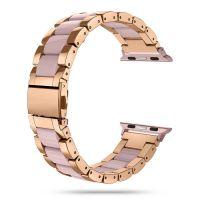 Tech-protect řemínek Modern pro Apple Watch 42/44mm, perleťový