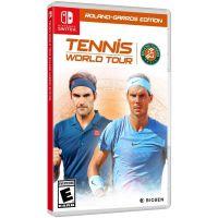 Tennis World Tour (Rolland-Garros Edition) (Switch)