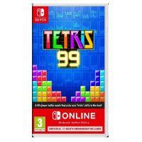Tetris 99 + 12 Měsíců Nintendo Switch Online (Switch)
