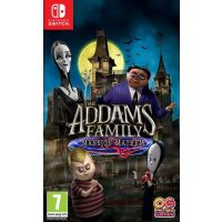 The Addams Family: Mansion Mayhem (Switch)