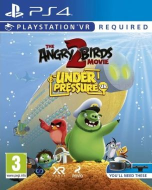 The Angry Birds 2 Under Pressure VR (PS4)