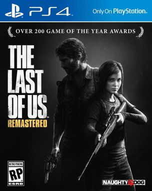 The Last of Us Remastered - bazar (PS4)