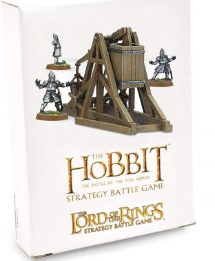 The Lord of the Rings: Strategy Battle Game - Gondor Battlecry Trebuchet