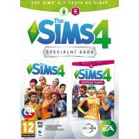 The sims 4 + The Sims 4: Cesta ke Slávě (PC)