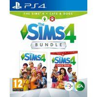 The Sims 4 + The Sims 4: Psi a kočky (PS4)
