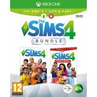 The Sims 4 + The Sims 4: Psi a kočky (Xbox One)