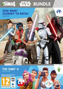 The Sims 4 + The Sims 4 Star Wars (PC)
