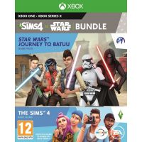 The Sims 4 + The Sims 4 Star Wars (Xbox One)