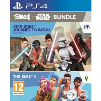 The Sims 4 + The Sims 4 Star Wars (PS4)