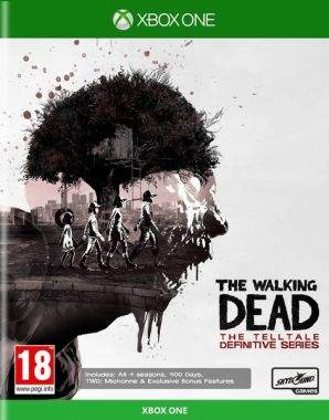 The Walking Dead: A Telltale Games Series Remastered (Xbox One)
