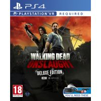 The Walking Dead: Onslaught Survivor Pack VR Steelbook Edition (PS4)
