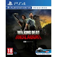The Walking Dead: Onslaught VR (PS4)