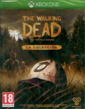 The Walking Dead Telltale Collection (Xbox One)