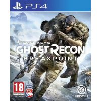 Tom Clancys Ghost Recon: Breakpoint (PS4)