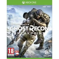 Tom Clancys Ghost Recon: Breakpoint (Xbox One)