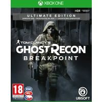 Tom Clancys Ghost Recon: Breakpoint - Ultimate Edition (Xbox One)