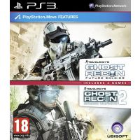 Tom Clancys Ghost Recon Future Soldier + Ghost Recon: Advanced Warfighter 2 (PlayStation 3)