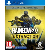 Tom Clancys Rainbow Six Extraction Guardian Edition (PS4)