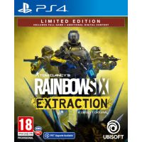 Tom Clancys Rainbow Six Extraction Limited Edition (PS4)