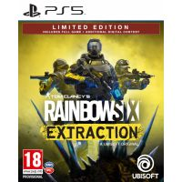 Tom Clancys Rainbow Six Extraction Limited Edition (PS5)