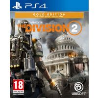 Tom Clancys The Division 2 - Gold Edition (PS4)