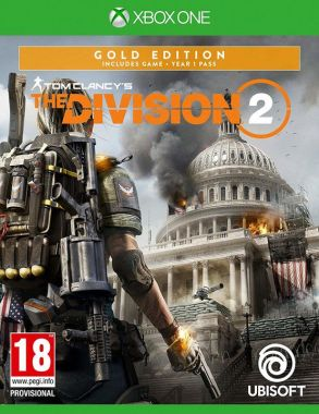 Tom Clancys The Division 2 - Gold Edition (Xbox One)