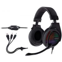 TRACER herní sluchátka s mikrofonem GAMEZONE Aligator RGB LED TRASLU46466 (PC)