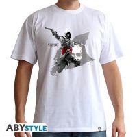 Tričko Assassins Creed Edward Flag - vel. XL