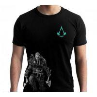 Tričko Assassins Creed: Valhalla - Viking Vel. XL