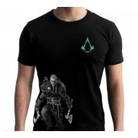 Tričko Assassins Creed: Valhalla - Viking Vel. XXL