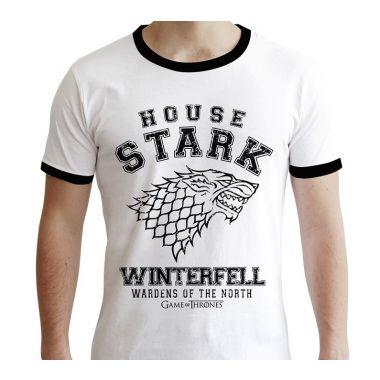 Tričko Game of Thrones - House of Stark vel. XXL