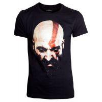 Tričko God of War - Kratos Face - vel. M