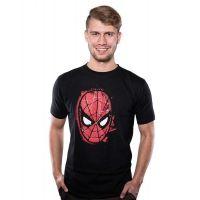 Tričko Marvel Spider-Man - Mask vel. XL