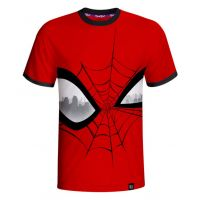 Tričko Marvel Spiderman Big Eyes vel. XL (GOOD LOOT)