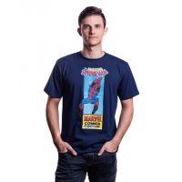 Tričko Marvel Spiderman Comics vel. M (GOOD LOOT)