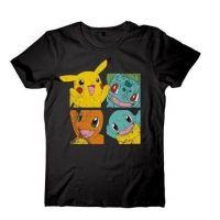 Tričko Pokémon Frontprint vel. XL (GOOD LOOT)
