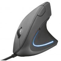 Trust VERTO ergonomická myš, USB, černá (22885) (PC)