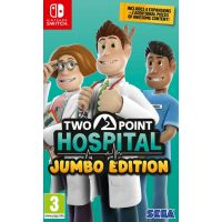 Two Point Hospital Jumbo Edition (Switch)