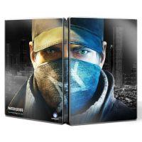 Ubisoft Steelbook Watch Dogs
