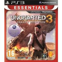 Uncharted 3: Drakes Deception CZ (PlayStation 3)